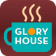 Glory House Catering logo