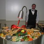 Glory House Catering profile image.