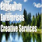 Eaglewing Enterprises Creative Services logo