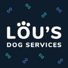 Lou's Dog Services logo