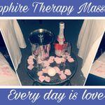 Sapphire Therapy profile image.