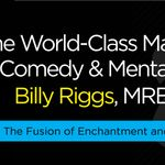 Comedy Magician Billy Riggs - 40 Years Onstage! profile image.