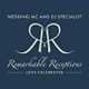 Remarkable Receptions logo