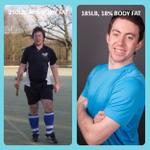 J. Oldham Fitness profile image.