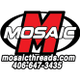 Mosaic Threads logo