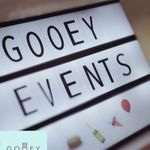 Gooey Events Limited profile image.