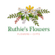 Ruthie's Flowers logo