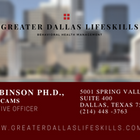Greater Dallas Lifeskills  logo