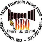 Hempen Hill BBQ Bar & Grill logo