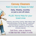Canvey Cleaners Ltd profile image.