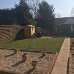 Mr lovell and son landscaping profile image.