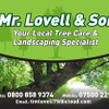 Mr lovell and son landscaping profile image