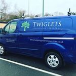 Twiglets Gardening Services profile image.
