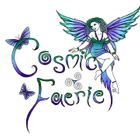 Cosmic Faerie Face Painting