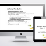 Snap Marketing profile image.