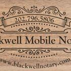 Blackwell Mobile Notary logo