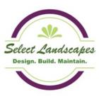 Select Landscapes  & Property Services LTD  logo