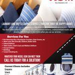 KSM Dry Cleaners Ltd profile image.