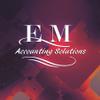 E M Accounting Solutions Ltd profile image