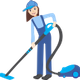 Lumany's Cleaning Services logo