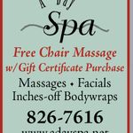 A Day Spa Massage Therapy profile image.