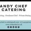 Andy Chef Catering profile image