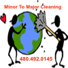 Minor To Major Cleaning profile image