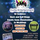 Curtis Entertainment logo