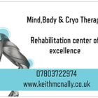 Keith McNally Mind  Body and cryo Therapist