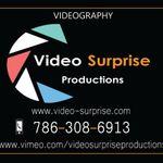 Video Surprise Productions profile image.
