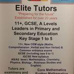 Elite tutors  profile image.