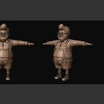 Cartoon effects profile image.