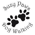 Suzy Paws Dog Walking logo