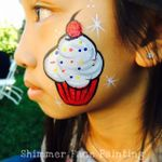Shimmer Face Painting profile image.