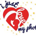 I Just Love My Photos logo