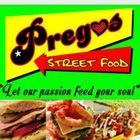 Pregos Street Food logo