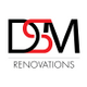 DSM Renovations logo