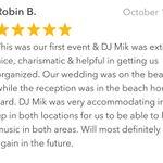 Dj MIK3 MObile DJ Service profile image.