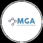 MGA Accounting & Finance profile image.