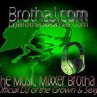 DJ Brotha J logo