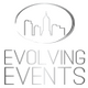Evolving Events NYC logo