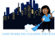 Jamz Sparkling Cleaning Services logo