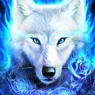 Adonvdo Waya- Spirit Wolf logo