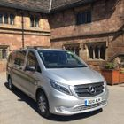 Billys Airport Transfers 4-8 seater logo