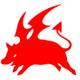 Bad Influence BBQ logo