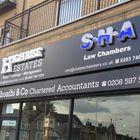 SHA LAW CHAMBERS logo