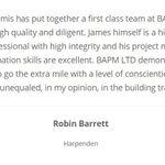 BAPM    Trusted & Quality Professionals profile image.