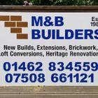 M&B Builders logo