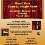 Brad Zinn Entertainment Ents profile image.