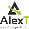 AlexT Web Design Studio profile image